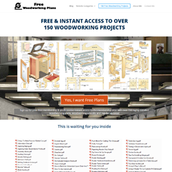 Freewood Working Plans